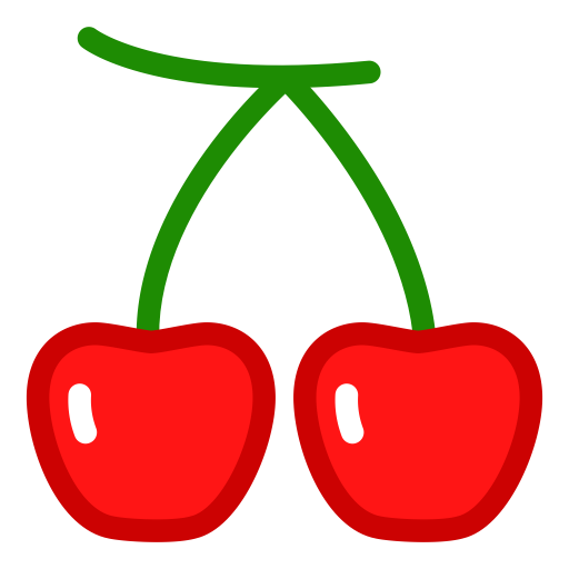 Cherry-food-fruit Icon