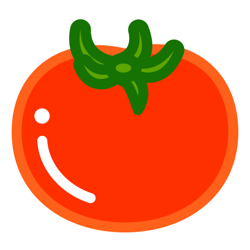 tomato icon with png and vector format for free unlimited download