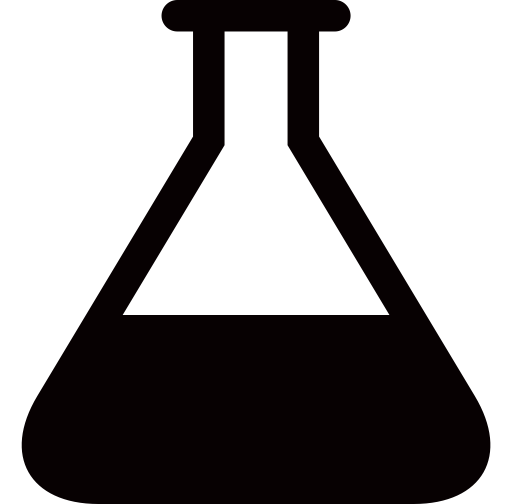 Chemistry, Increase, Lens Icon