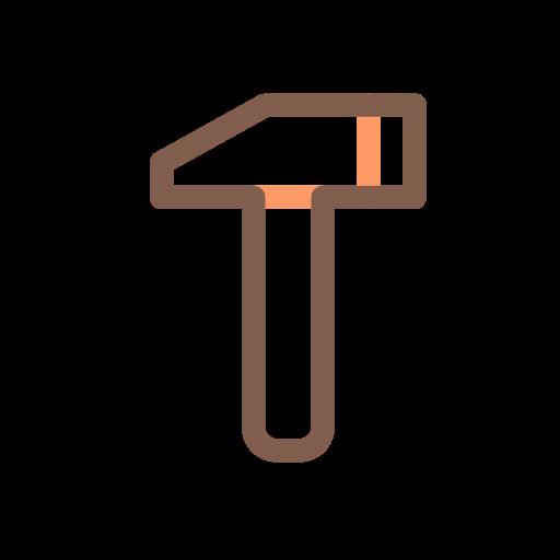 Hammer, Repair, Repairing Tool Icon