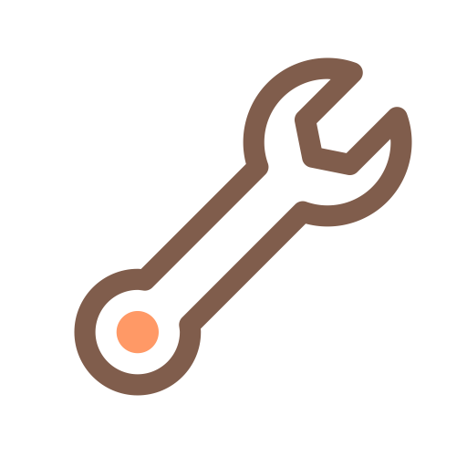 Wrench  13, Wrench Icon