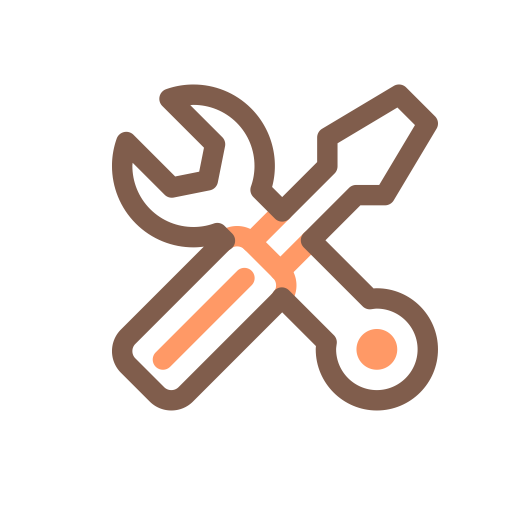 Wrench  23, Wrench Icon