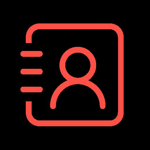 Emergency Contact Evacuation Icon