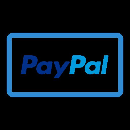 Afbeeldingsresultaat voor icon paypal transparant