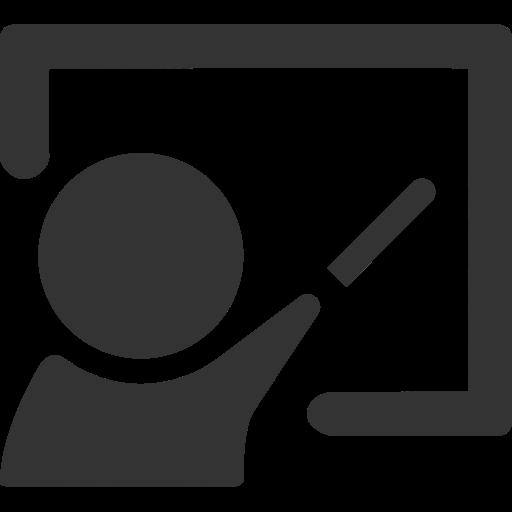 Analysis Teaching, Analysis, Business Icon