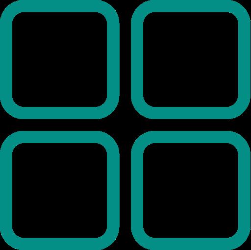 Menu, Options, Setup Icon