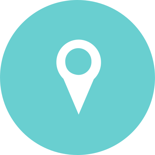 Location, Map, Place Icon