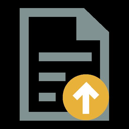 File Upload, File, Upload Icon
