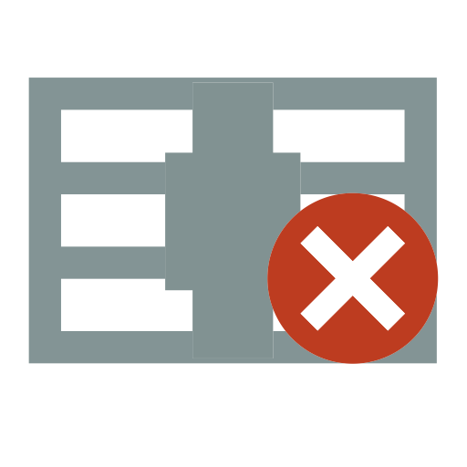 Delete Compressed Package, Compressed, Extension Icon