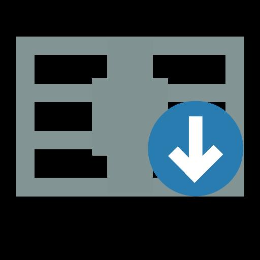 Download Compression Pack, Compression, Document Icon
