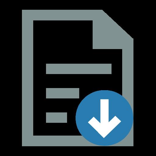 File Download, File, Download Icon