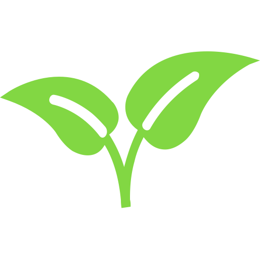 Sprouting, Nature, Plant Icon