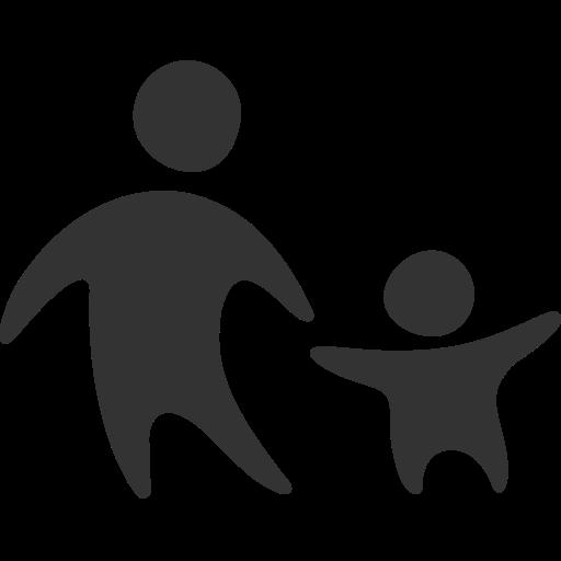 Parent   Child, Fill Icon