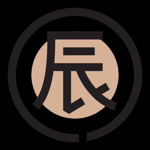 Dragon   Chen, Dragon, Mahjong Icon