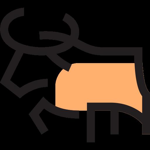 Ox, Animal, Animals Icon