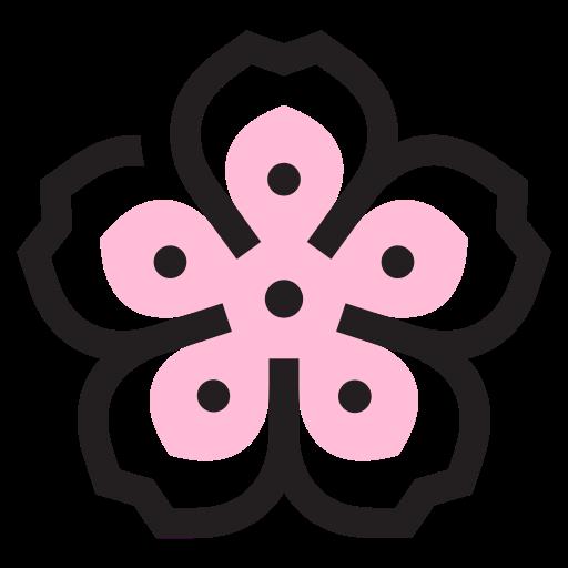 Plum   Flower, Flower, Garden Icon