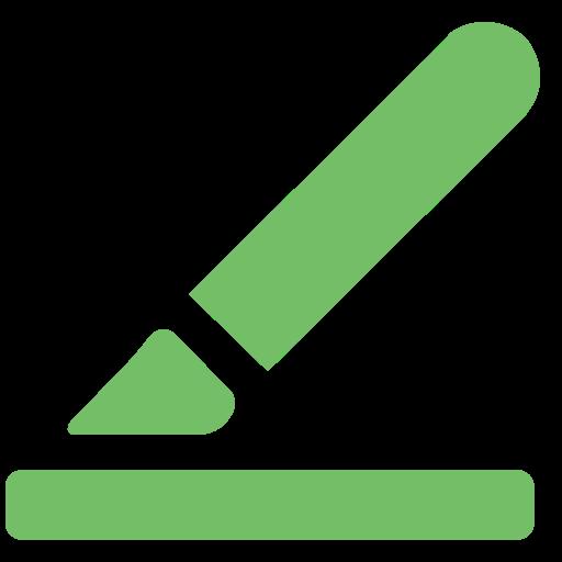 Write Message, Message, Smartphone Icon