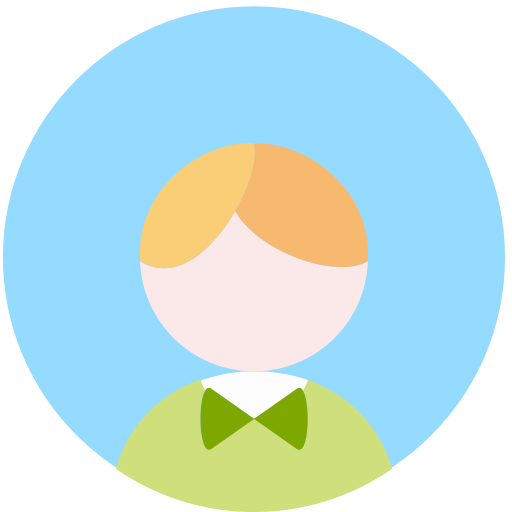 User Avatar, Link, People Icon