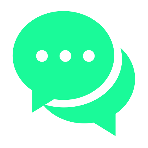 Chat, Comment, Love Icon