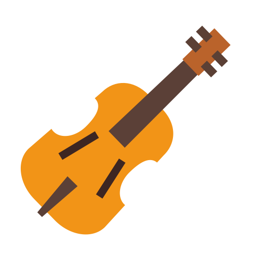 Cello, Chordophone, Fiddle Icon