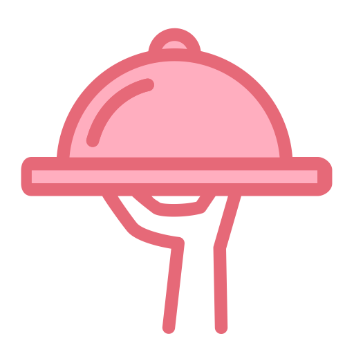 Food, Kitchen, Oven Icon