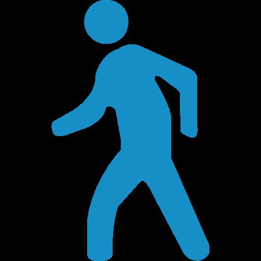 Walking People Logo Walk Icons, Download 7...
