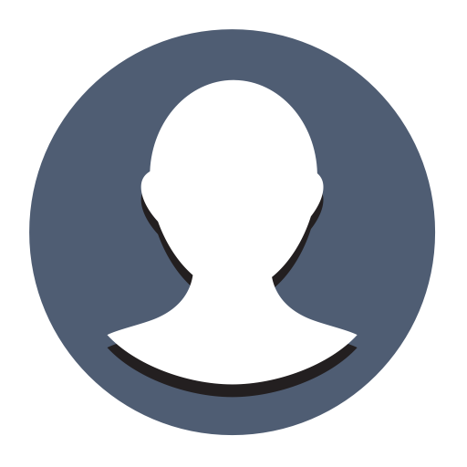 User, Fill, Flat Icon