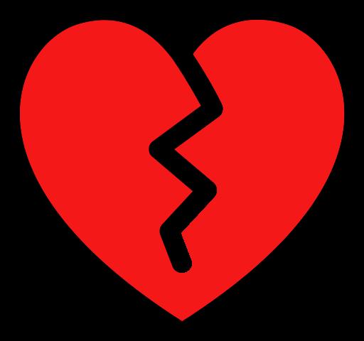 Broken Heart, Health, Heart Icon