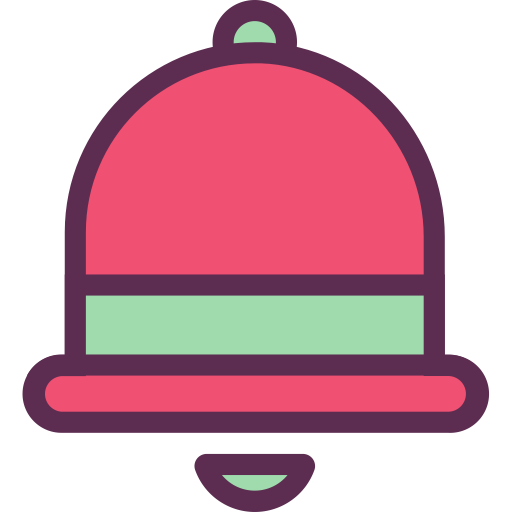 Small Bell, Small, Weather Icon