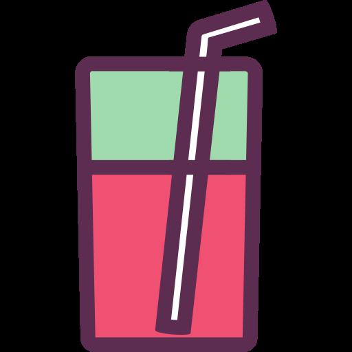 Fruit Juice, Fill, Linear Icon