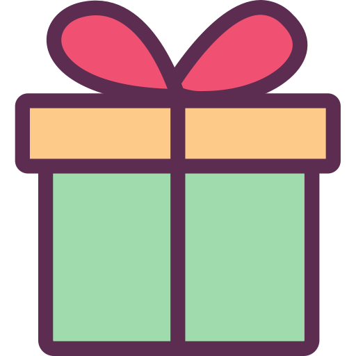 Gift, Gift Box, Present Icon