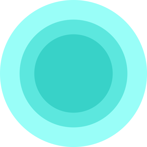 Green Circle, Green, Grow Icon