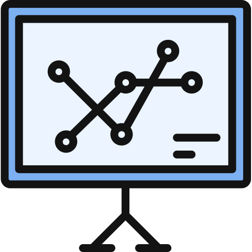 Data Trends, Data, Disk Icon