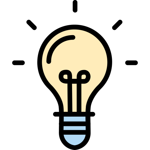 Idea, Innovation, Science Icon