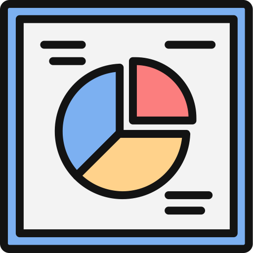Data Report, Report, Security Icon