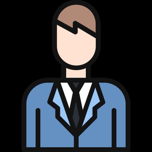 Marketing Staff, Marketing, Rocket Icon