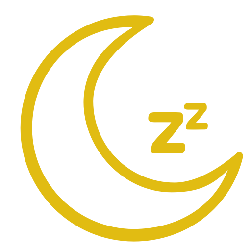 Sleep Mode, Sleep, Snooze Icon