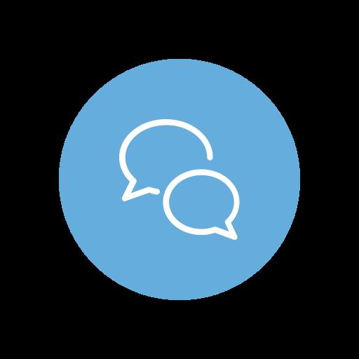 Sms 2, Sms, Talk Icon