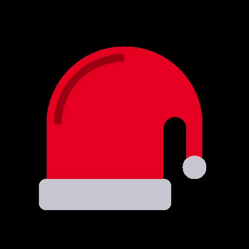 Santac Santa Cap, Santa, Sled Icon
