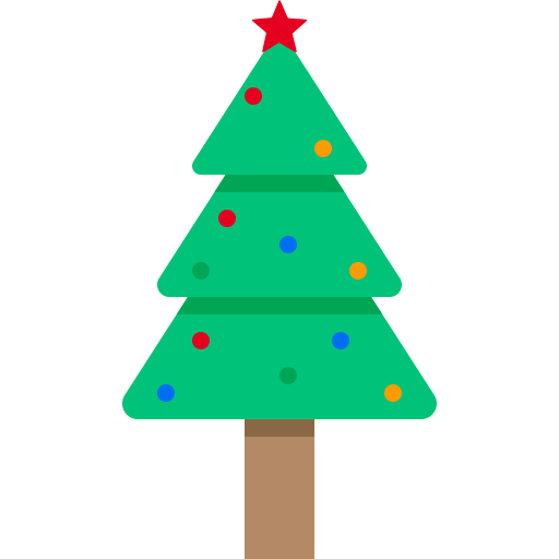 Christmas Tree Xm, Christmas Tree, Fir Tree Icon