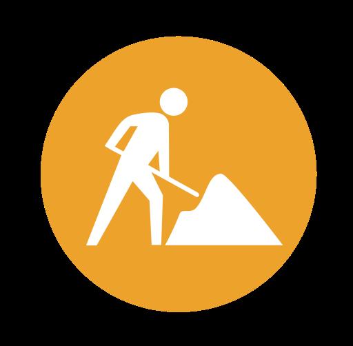 Construction-problem-problem-seo Icon