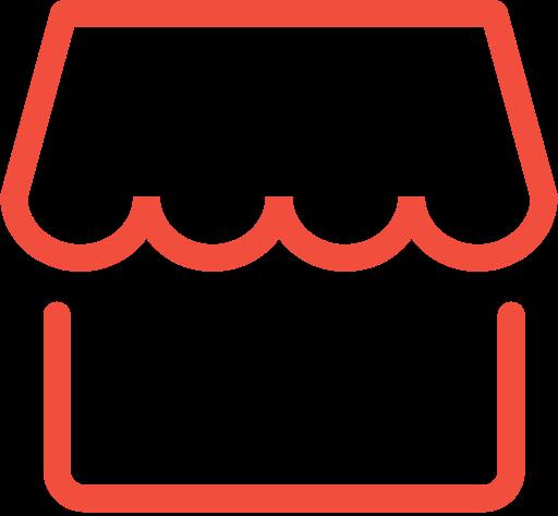 Retail And Retail, Retail, Shopping Icon