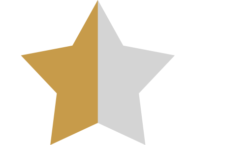 Half Star Half Half Light Icon With Png And Vector Format For Free