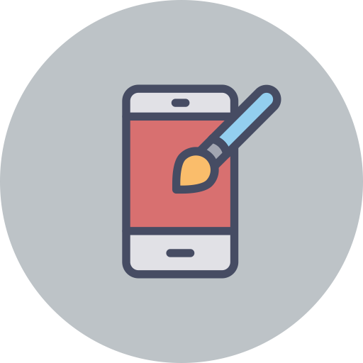 Mobile Design, Mobile Icon