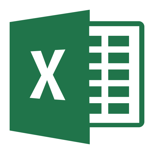 type excel file icon with png and vector format for free unlimited download