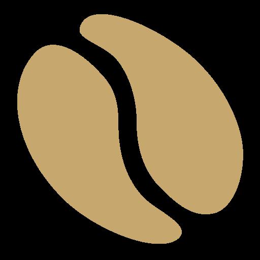 Coffee Bean, Bean, Food Icon
