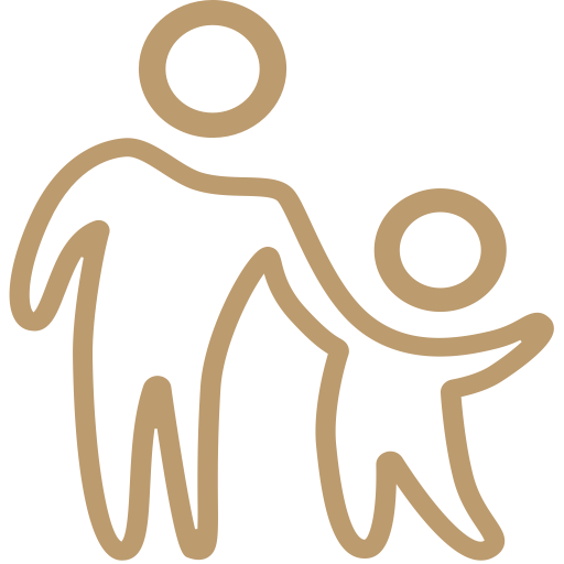 Parent Child Activities, Child, Play Icon