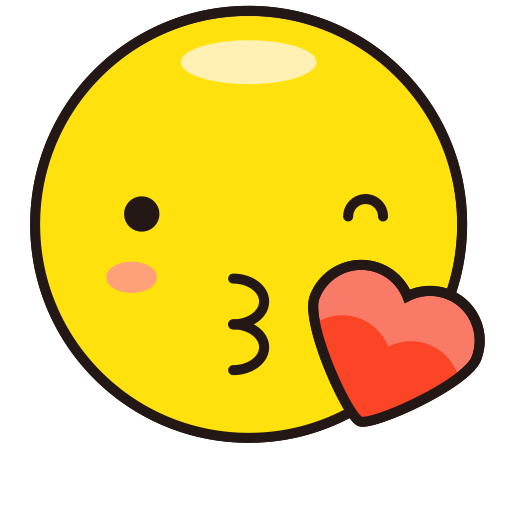 Emoji 26, Fill, Multicolor Icon