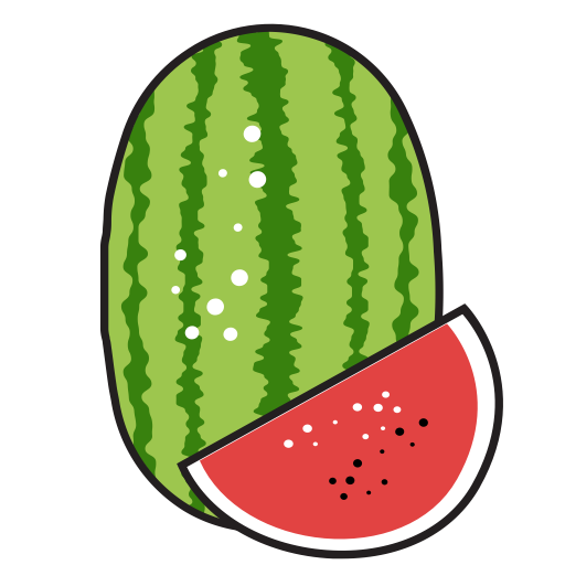 Fruit Icons 09, 09, Diagram Icon