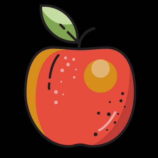 Fruit Icons 01, Fruit, Orange Icon